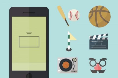 「スポナビライブ」「AbemaTV」続々登場する動画配信サービス