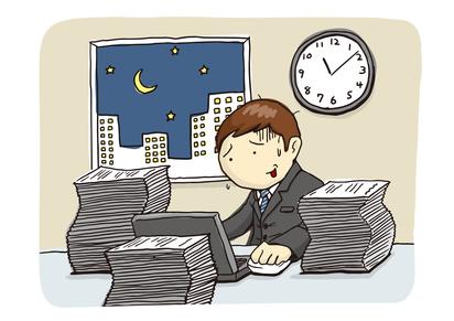 勤務間インターバル制度導入で長時間労働を見直す